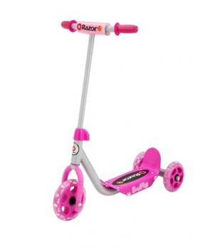 Детский самокат Razor Lil Kick розовый