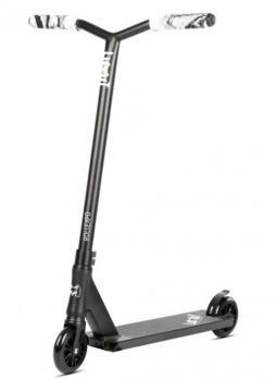 Детский трюковый самокат Limit LMT66 (черный)