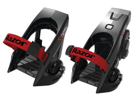 Детские электроролики на обувь Razor Turbo Jetts