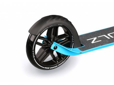 Самокат с большими колесами Shulz 175 голубой