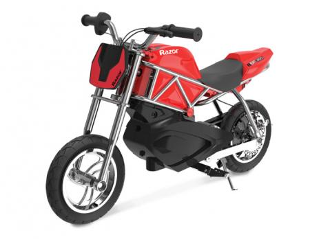 Детский электро-минибайк Razor RSF350 Красный