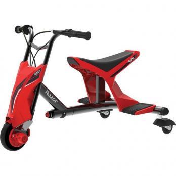Детский электробайк Razor Drift Rider