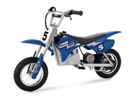 Детский электро-минибайк Razor MX350